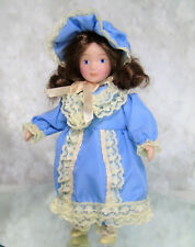 American Girl NELLIE'S PORCELAIN DOLL LYDIA Samantha Gift Nellie Bonnet Outfit!