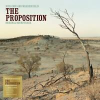 THE PROPOSITION (2018REMASTER)-OST/CAVE,NICK & ELLIS,WARREN GOLD   VINYL LP NEW!
