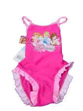 Vêtements maillots de bain rose en polyester pour fille de 2 à 16 ans