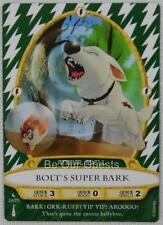 Disney Sorcerers the Magic Kingdom Card 24 Bolt's Super Bark New