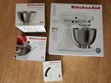KitchenAid in acciaio inox piatto agitatore 5 KSM 5 thfbss per Artisan-Classic