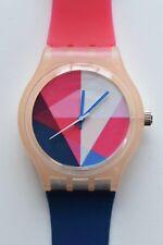 1950s picnic  - Retro 80s Designer Wristwatch