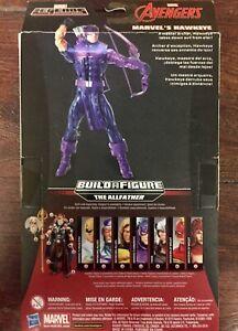 """Marvel Legends 6"""" HAWKEYE action figure (The Allfather BAF)"""