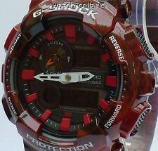 Reloj Digital CASIO G-shock G-lide Nuevo Para hombres 200m/m Ana. GAX-100MB-4ADR