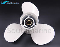11 3/8x12 Aluminum Alloy 25HP-60HP 69W-45952-00 Propeller for Yamaha Outboard