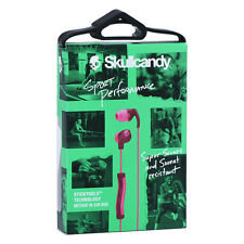 Skullcandy S2CDHY-449 In-Ear Sports Earbud With Mic S2CDHY449 Pink