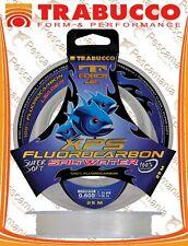 Fluorcarbon puro 100% Trabucco T-FORCE XPS SW ø0,12->ø0,70mm