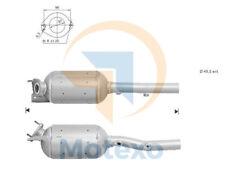 DPF RENAULT SCENIC 1.9TD DCI DPF 110 bhp F9Q 5/05>5/06