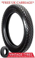 400-18 4.00X18 AVON SAFETY MILEAGE SM MKII REAR MOTORCYCLE TYRE 400S18 ARIEL BMW