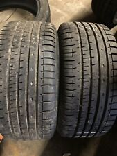 2 x ACCELERA  2253518, 225 35 18 7mm+ PART WORN AS NEWW TREAD