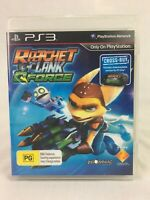Ratchet & Clank : QForce - With Manual - Playstation 3 / PS3 (Q Force)