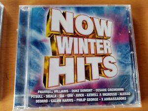 Now Winter Hits 2015 - CD  come nuovo