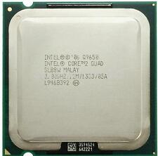 CPU PROCESSORE INTEL CORE DUO 2 QUAD Q9650 SK 775 3.0GHz 12M 1333MHz SLB8W 64B