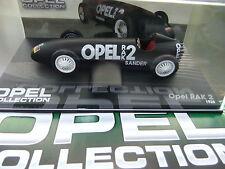 Opel Collection   ..  Opel RAK 2 1938     .. 1:43 ..#1310