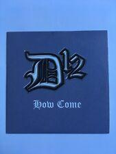 Eminem - How Come - D12 World - CD Promo - Single