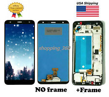 FOR LG K40 LMX420MM MetroPCS /Metro by T-Mobile LCD Screen Touch Part±Frame USPS