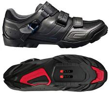 Black Shimano SH-M089 Cycling Shoes SPD SPD-SL MTB Mountain Bike Shose
