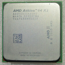 AMD Athlon 64 X2 5000 + 5000 + - 2,6 GHz Dual-Core (ada5000iaa5cu) AM2 CPU solo