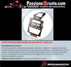 Portatarga Bkr kawasaki zx10r ninja 08-10 zx6r 09 porta targa license plate