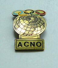 ACNO Association of the National Olympic Committees PIN BADGE Olympic Games