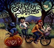 FREE US SHIP. on ANY 2 CDs! USED,MINT CD Andy Z: The Grand Scream of Things