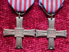 Replica Copy Polish Monte Cassino Cross Full size aged