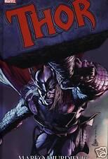 THOR the Marvel Art of Marko Djurdjevic (tedesco) LIM. 222 EX + SIGNED ARTPRINT