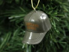 Cleveland Browns NFL Football Hat /Cap Christmas Ornament