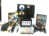 Nintendo Game Cube Bundle + 6 Games Console + 1 Controller Excellent Pre-Owned