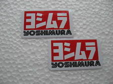 Sticker ADESIVO YOSHIMURA motorradcross Racing Motorsport Biker RACE SCARICO