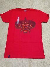 Diablo 3 Red T Shirt Official Blizzard Merch - Small