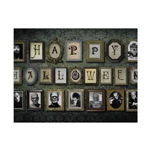 Happy Halloween Photography Background Studio Photo Backdrop