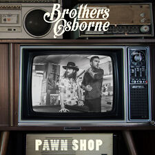 Brothers Osborne Pawn Shop CD Deluxe 2017