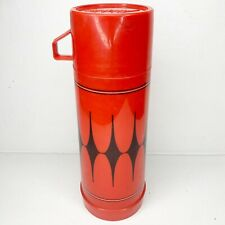 Aladdin Vanguard Vtg Thermos Bottle Picnic Travel Quart Southern Railway 43C