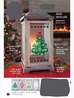 PartyLite Nordic Wonder Lantern  New In Box P91972