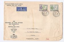 First Day Cover Kenya Stamps (1963-Now)