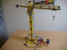 LEGO City 7905 Tower Crane with original instructions, RARE