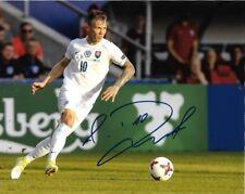 Slovakia Albert Rusnak Autographed Signed 8x10 Mls Photo Coa