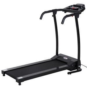 Electric Treadmill Folding Running MachineBody Fit Gym Fitness Exercise