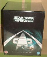 Star Trek: Deep Space Nine 9 (DS9) saisons 1,2, 3,4, 5,6, 7 DVD scellé