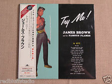Try Me  James Brown & His Famous Flames - UICY 9280 Japan LP Style CD New