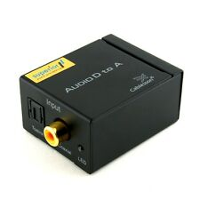 SAP-3 EU Digital to Analogue Audio Converter Coaxial Sampling Rate