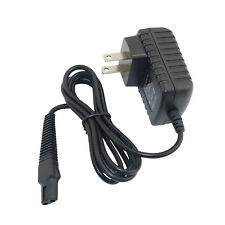 AC/DC Power Adapter Wall Charger Cord for Braun cruZer 5 & 6 Beard&Head