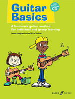 Guitar Basics: (Book/ECD) by James Longworth, Nick Walker (Paperback, 2009)  #G