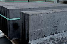 (4,40 €/lfdm) Rasenkantensteine anthrazit Randsteine Begrenzungssteine 30er Höhe