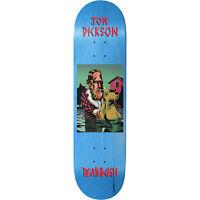 "Deathwish Skateboard Deck Dickson The Pond 8.0"" x 31.5"""