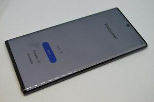 Samsung Galaxy Note10+ SM-N975U1 256GB - Aura Black Unlocked (Single SIM) #L648