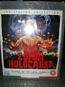 Zombi Holocaust Rare 88 Films Italian Collection 05 Horror Blu Ray Region B