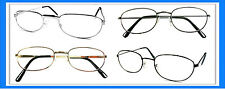 Reading Glasses[+3.75] 4 Metal Frame Wholesale Assorted Reader Men Women 3.75