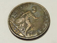 1861 Victoria Penny 1d Collectable Variety Research Grade #K98